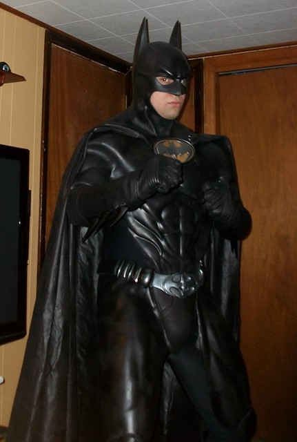 Batman Forever Batsuit