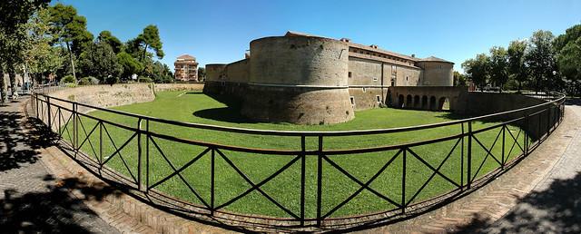 Pesaro - Rocca Costanza