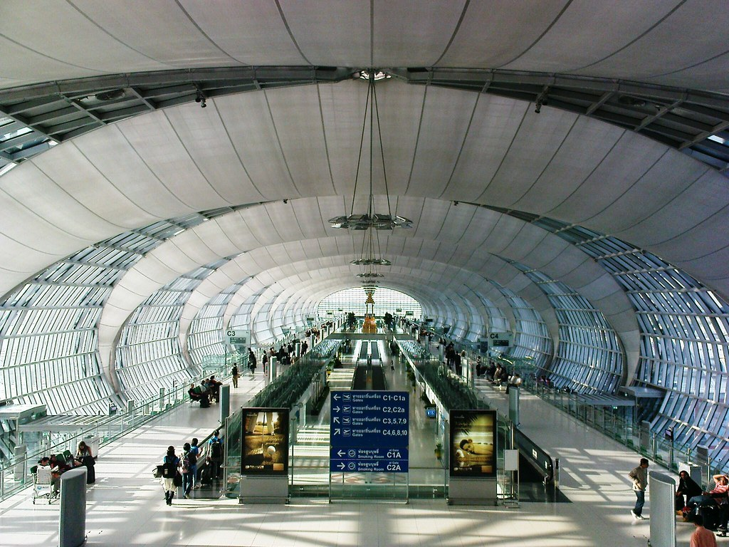 Bangkok Airport Guide