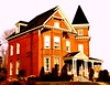 County Road #2 (at Oxford Ave)- Directors House, Brockville Psychiatic Hospital (1973)