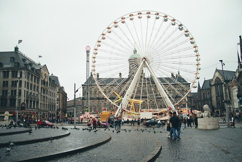 a backpacking travel to europe R015-031