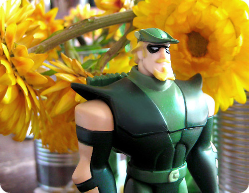 Get These Daisies Away From Me, Kid, I'm Trying To Fight Crime