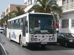 Volvo Bus in Monastir P1050218