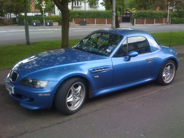 Bmw Z3 M Roadster A Gallery On Flickr