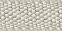 Test: Reverse Mercator II - nanotube