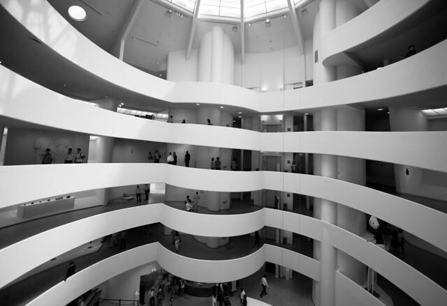 Guggenheim Museum (NYC) (IX)