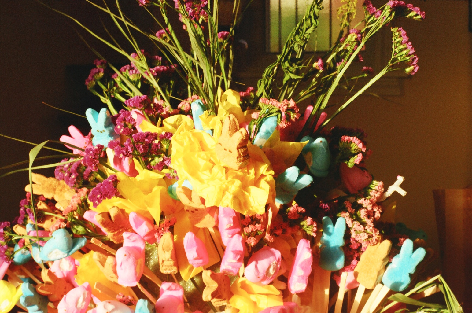 Peep bouquet/centerpiece II