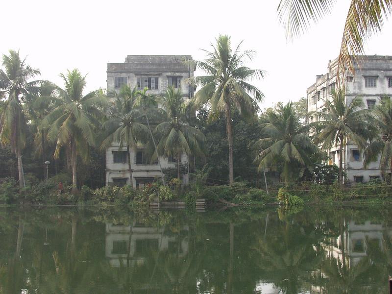 ISI University campus, Kolkata, India