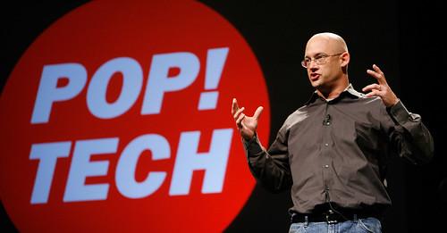 Pop!Tech 2008 - Clay Shirky