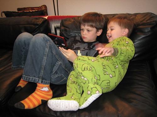 playdoh, brothers, siblings, kids, children… IMG_7001