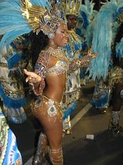 Raíssa de Oliveira: Queen of the Drums