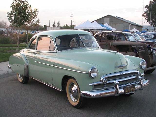 1950 chevrolet deluxe 2 door custom 39 acx 210 39 2 flickr for 1950 chevy deluxe 2 door