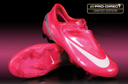 Pink Soccer Shoes Nike