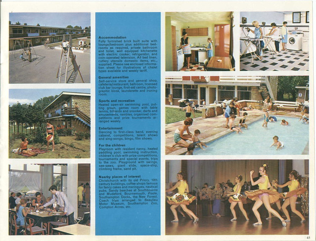 Pontins Brochure 1972 - Wick Ferry