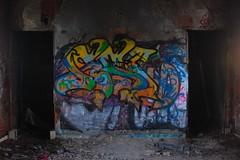 Saturated Graffiti