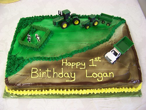 Birthday Cake For John : John Deere Birthday Cakes