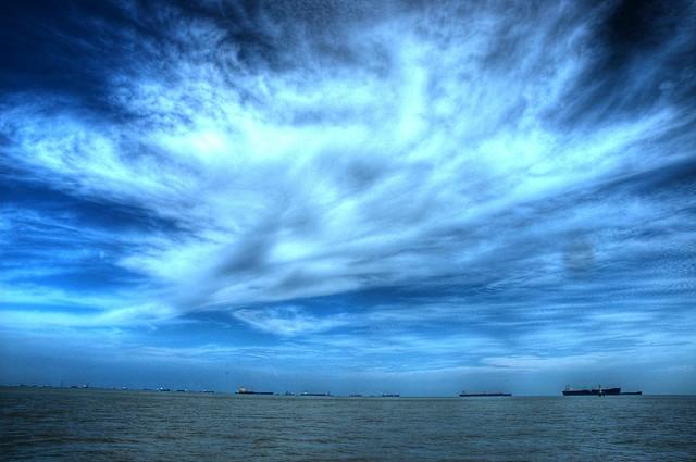Strait of Malacca aka Selat Melaka