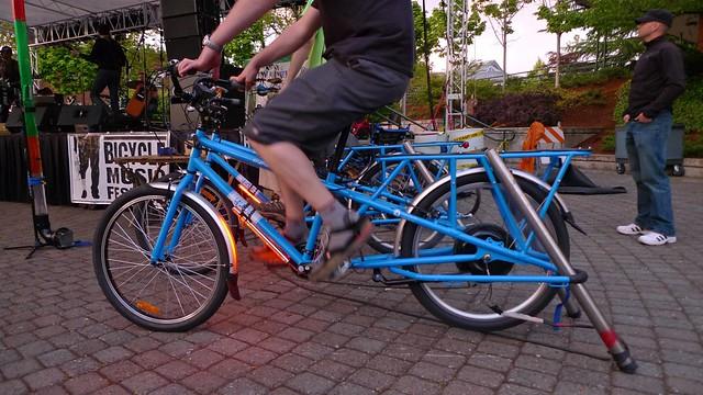 cargo bike generator