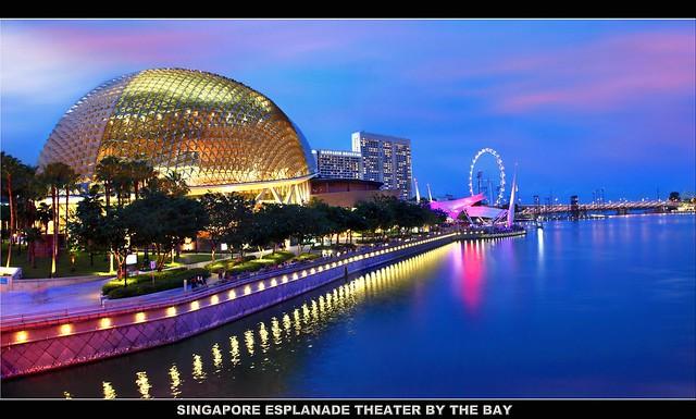 SINGAPORE ESPLANADE Theater