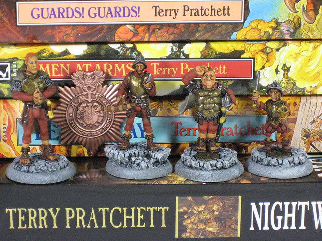 Ankh-Morpork City Watch 07