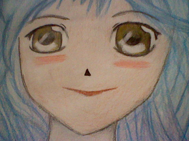 Random Anime Drawing