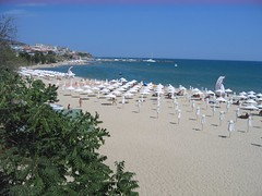 Plaża w Svetim Vlasie