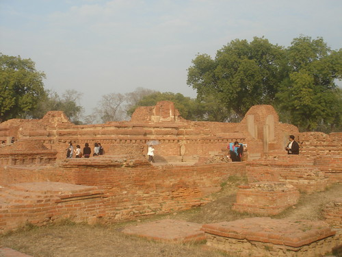 Ashoka Pillar阿育王石柱遺跡1-5