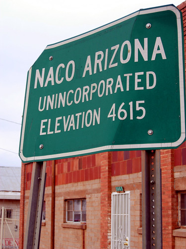 Naco Arizona