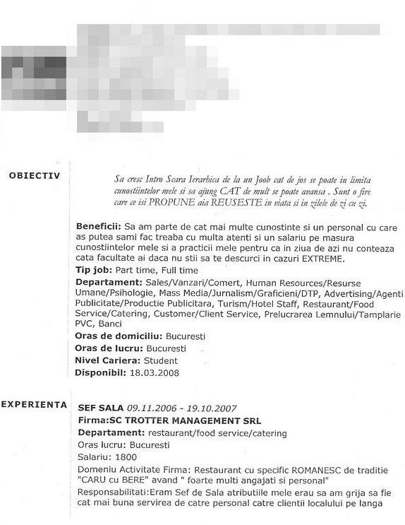 resume format  modele de cv ne shqip