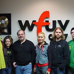 The Duhks at WFUV with Darren DeVivo