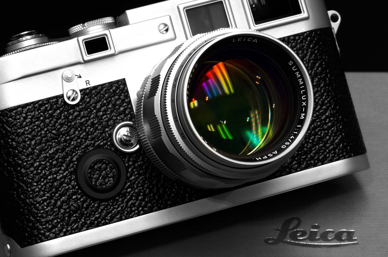 Leica Mp 3 Lhsa Special Edition Chrome Finish