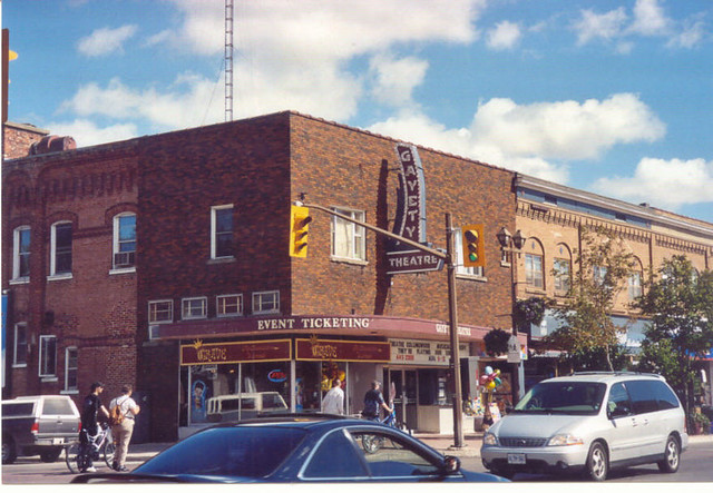 Collingwood movie theaters