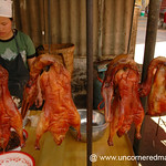 Smoked Ducks - Yuanyang, China