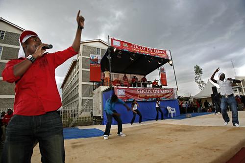 BBC Kenya Roadshow - Kenyatta University