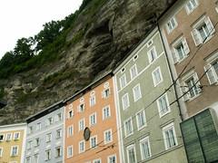 Salzburg, Austria - Gstättengasse