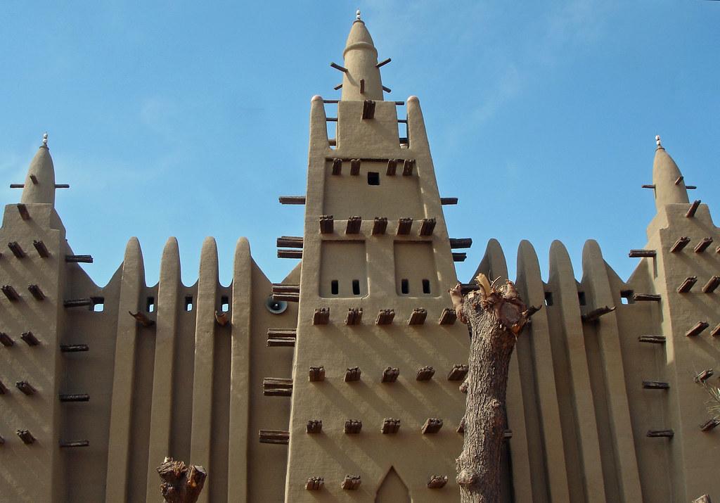 Mopti's mosque