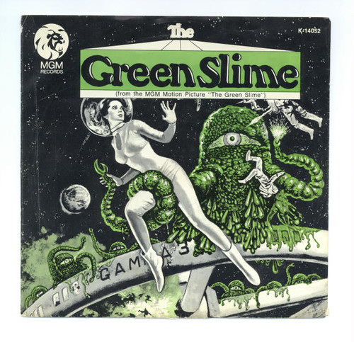 The Green Slime movie