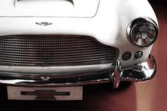 automobile, automotive exterior, vehicle, automotive design, aston martin db5, bumper, vintage car, land vehicle, luxury vehicle, supercar, motor vehicle,