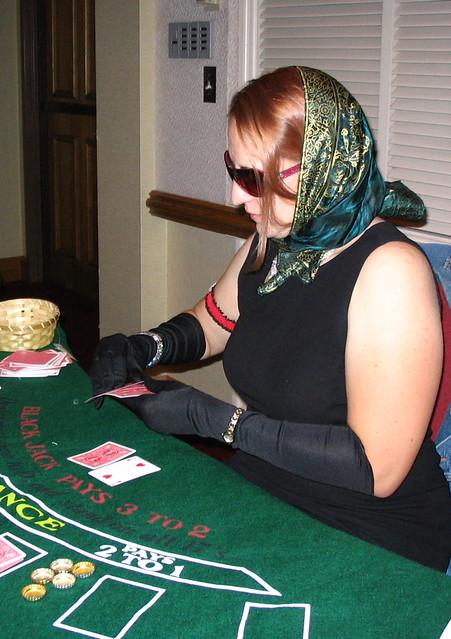 casino royale dealer