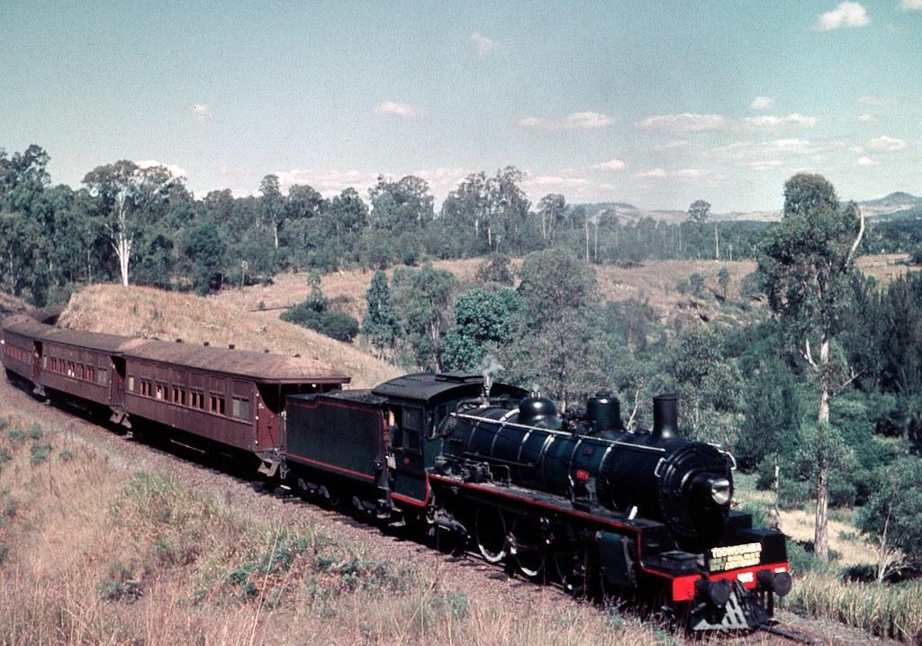 BB18 to Toowoomba by Leonard J Matthews
