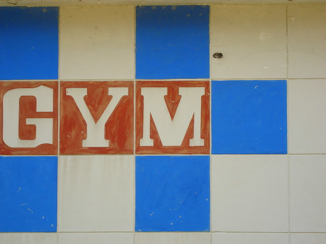 GYM from Flickr via Wylio
