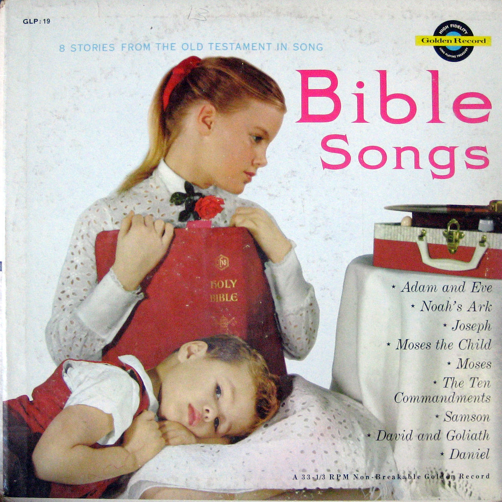 Bible Songs in Bed