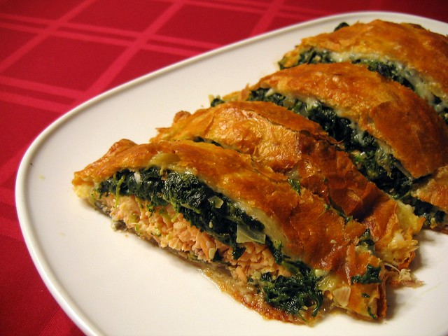 Salmon en Croute | I am personally catering a dinner party p ...