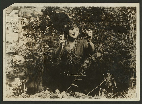 The Witch Girl (cinema 1915)