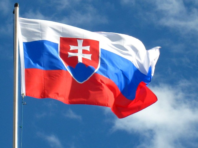 Slovakia flag http www flickr com photos 14105413@n07 3111323787