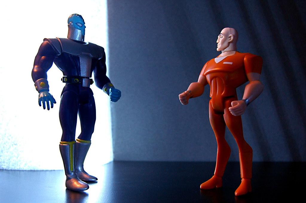 Brainiac vs. Lex Luthor (116/365)
