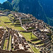 Machu Picchu Close-Up