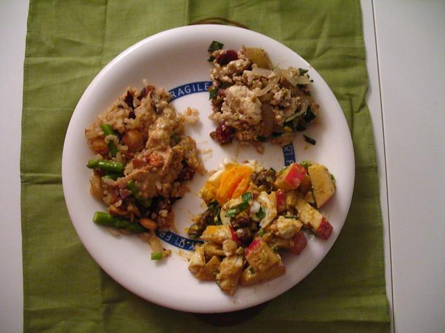 triad of yumminess | Curry Egg Salad www.101cookbooks.com/a ...