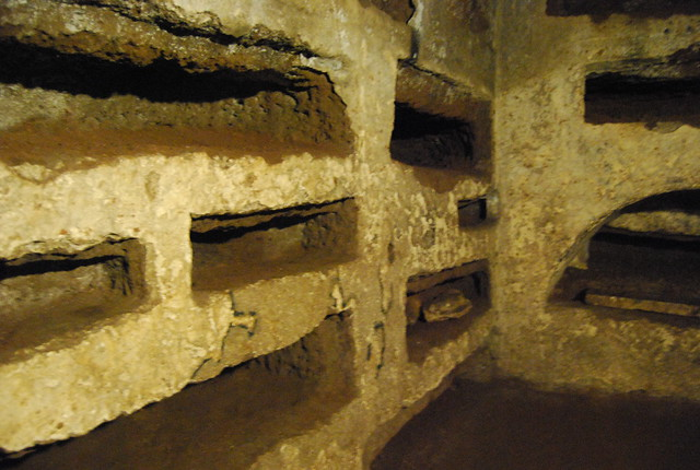 Catacomb of San Callisto