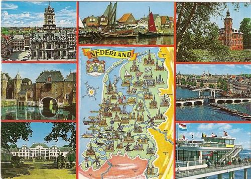 Postcard 161 - NL-83378